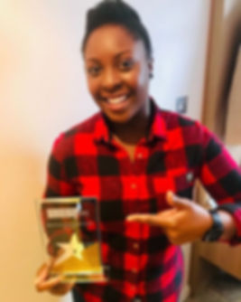I won another award!!_This time LFEST 'N