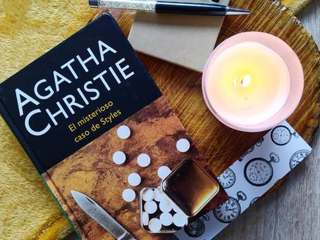 El misterioso caso de Styles de Agatha Christie.