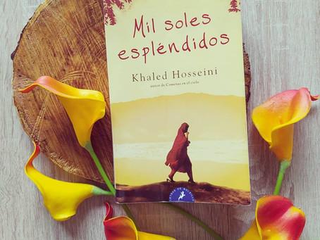 Mil soles espléndidos de Khaled Hosseini