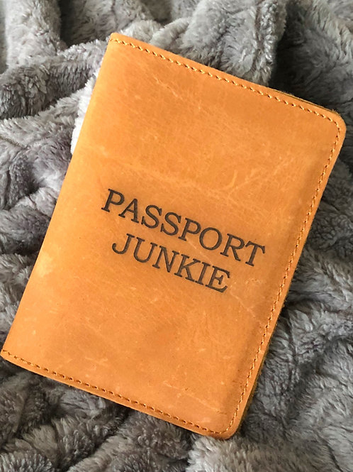 DISCOVERER PASSPORT COVER