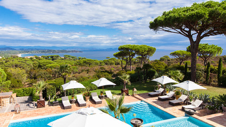 Villa Glamour St. Tropez
