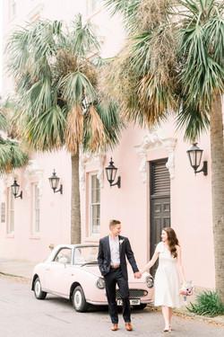 Downtown Charleston Elopemen