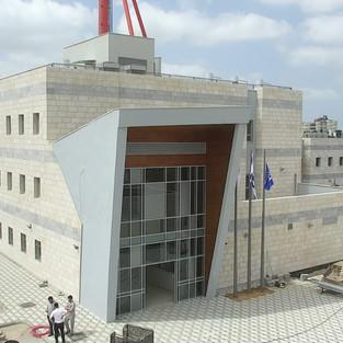 תחנת משטרת קדמה -טייבה