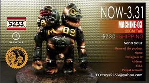 "5233 Toys ""MACHINE-03"""