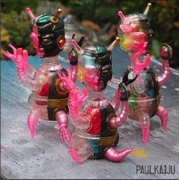 """Paul Kaiju """"SPLIT SPARKMAN"""""""