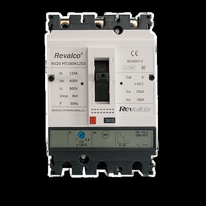 Interruptores en caja moldeada RV20 - 32A / 250A
