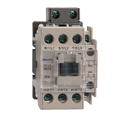 Contactores de corriente alterna 12A-85A