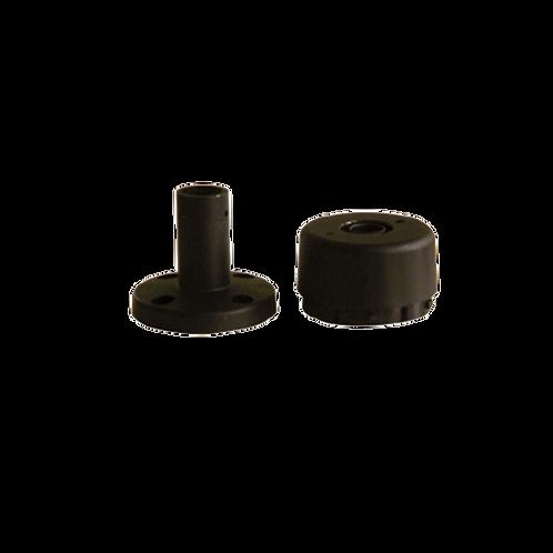 Base de montaje + Soporte y tubo