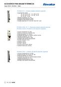 RV30 10kA - RV303H accesorios