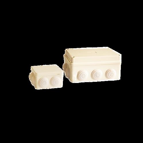 ENVOLVENTES PLÁSTICAS - Cajas de distribución en PVC (con conos)