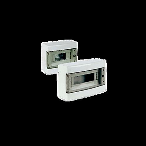 ENVOLVENTES PLÁSTICAS RHD - Distribución modular IP40 (de superficie RHD6)