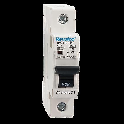 Interruptores Automáticos RV30 - 6KA