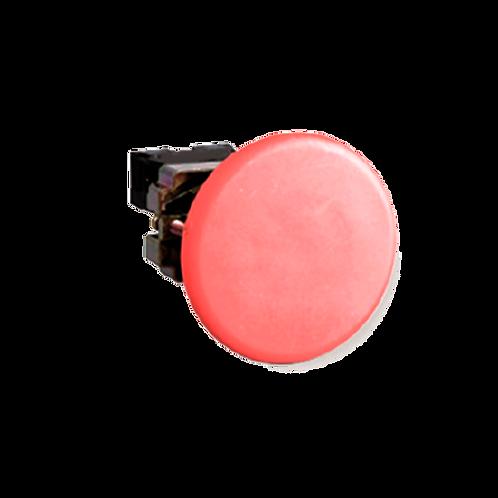 Pulsadores con retorno (Seta Ø 60 mm)