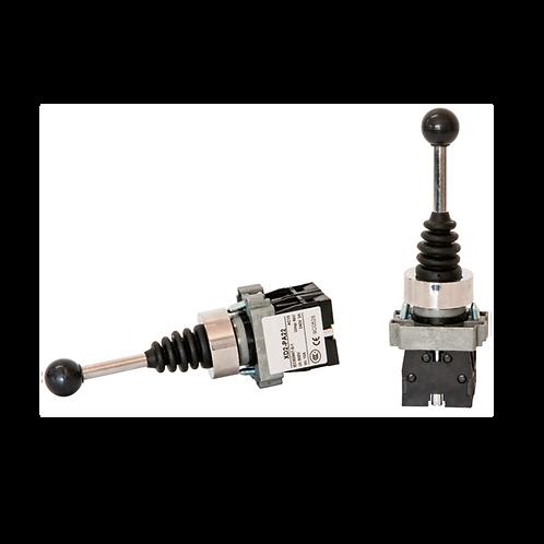 Manipuladores (Joystick) RHA8 - Ø 22 mm metálico