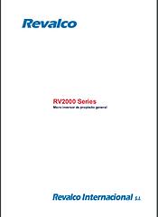 Variadores par constante RV2000 Series