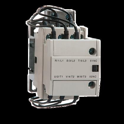 Contactores especiales para condensadores