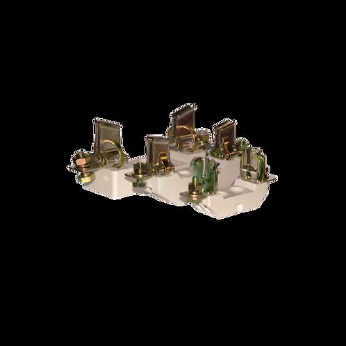 Bases para series de fusibles