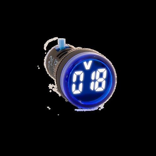 Voltímetro 5-60V DC