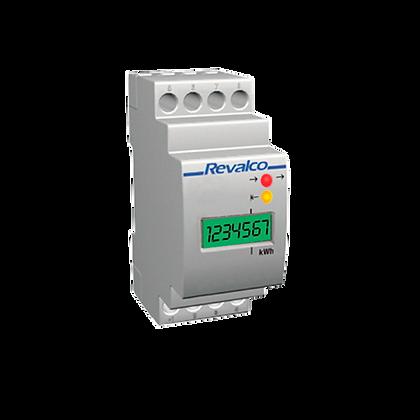 Contadores de energía modulares digitales
