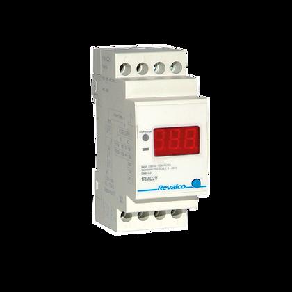 Instrumentos de medida digitales modulares