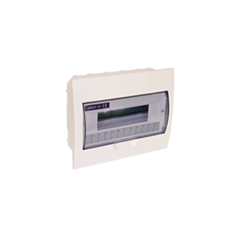 ENVOLVENTES PLÁSTICAS RHD - Distribución modular IP40 (de empotrar RHD5)