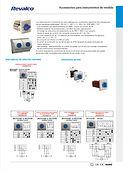 Accesorios para instrumentos de medida.j