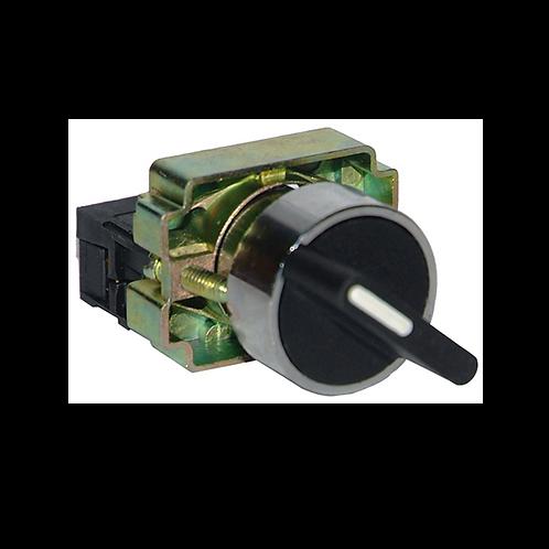 Selectores RHA5 - Ø 22 mm Metálico