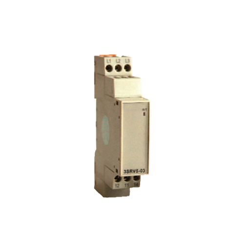 Rele control tensión trifasico para motores multitension basico (AC)