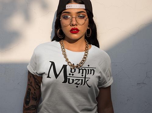 Mu'Min Muzik Women's TShirt