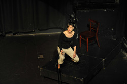Camille Schmoeker opening for RIDE.