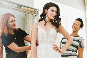 Sewing classes | make a wedding dress | corset academy