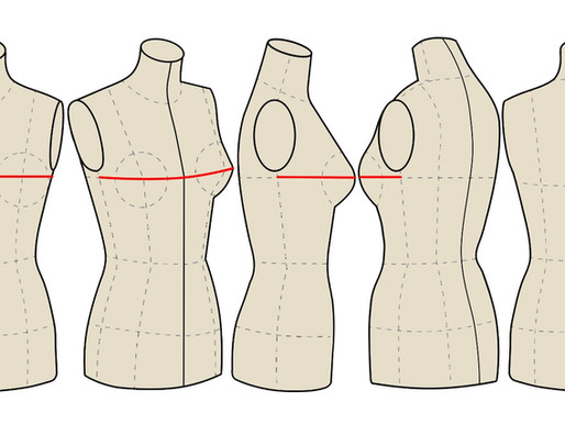 Measurement For Making a Wedding Dress or a Corset