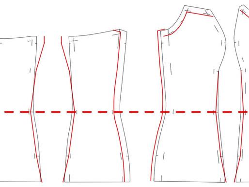 How to Adjust Wedding Dress Sewing Pattern? Free Wedding Dress Pattern Download.