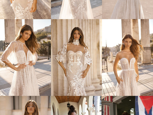 How to make your own wedding collection?