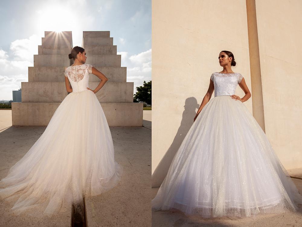princess wedding skirt