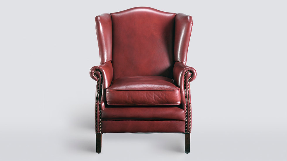 Dutch Wing Chair From