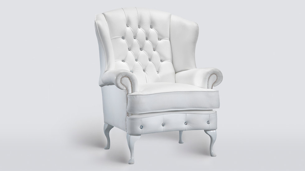 Davenport Wing Chair From