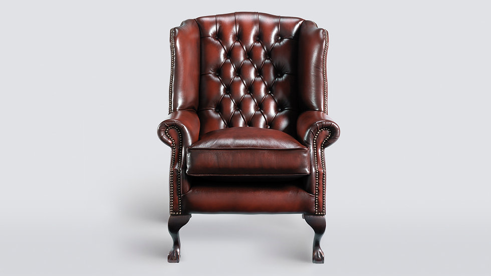 Queen Anne Chair From