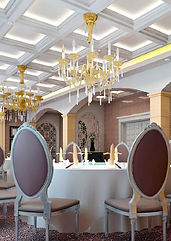 Function room interior design