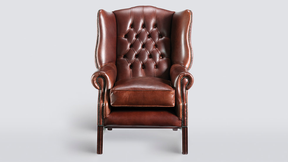 Oxford Wing Chair From