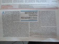 La Gazzetta del Mezzogiorno, 25/09/2015