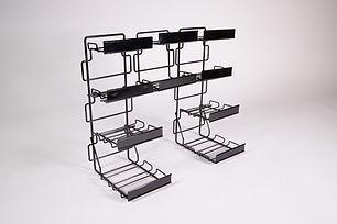 B. Walter Custom Metal Display Racks