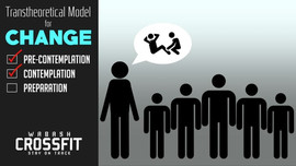 Transtheoretical Model for Change
