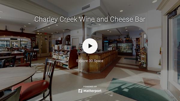 Charley Creek Wine and Cheese Bar Virtua