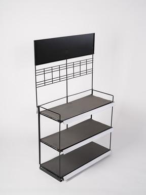 B. Walter & Co. Custom Metal Display Rack 3