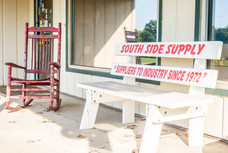 South Side Supply bench