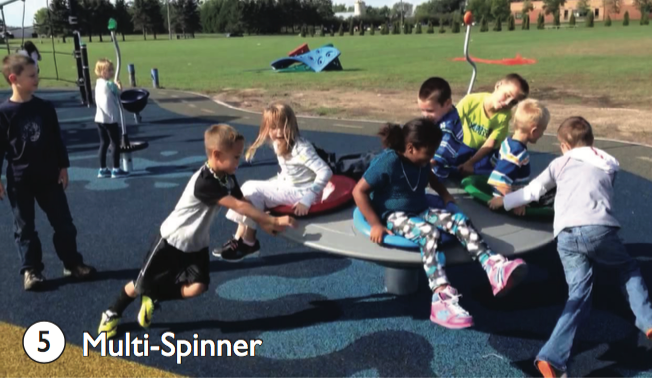 Group Spinner