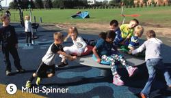 Group Spinner