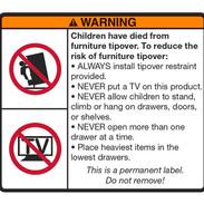 B. Walter Warning Label