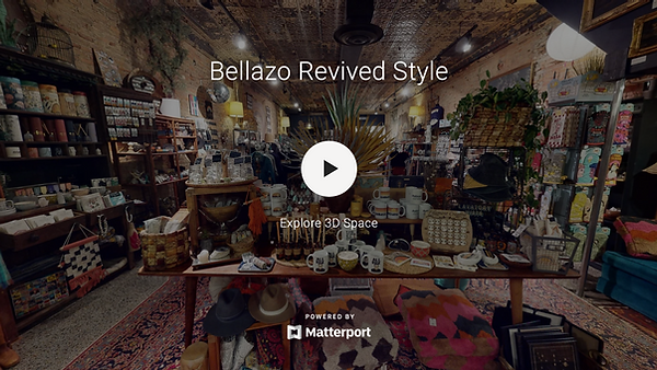 Bellazo Revived Style Virtual Tour Cover